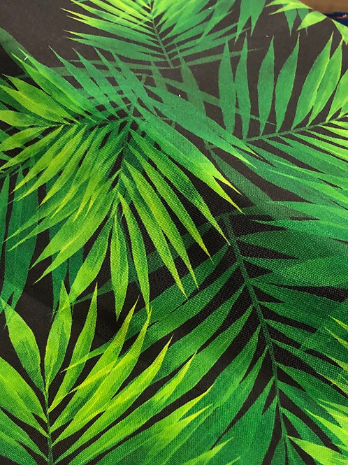 Black Palm Leaves