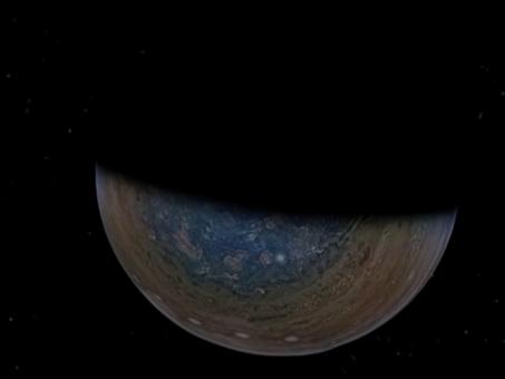 Fly-by Jupiter like a starship captain
