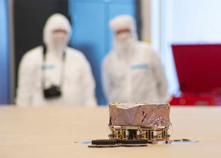 NASA Solar Sail to Launch on Artemis I