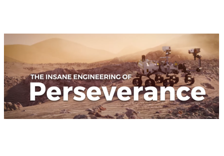 What is the Technology on Perseverance?