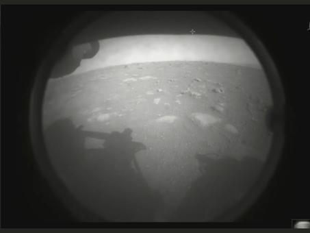 Perseverance Lands on Mars!