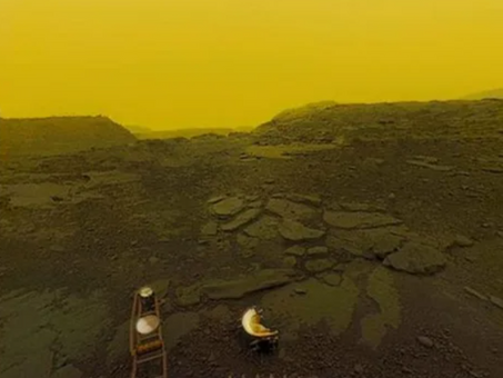 NASA Selects 2 Missions to Study 'Lost Habitable' World of Venus