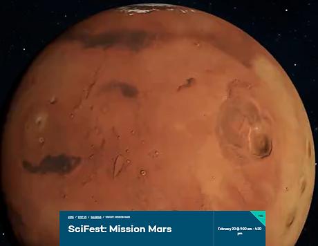 SLSC SciFest Mission Mars logo.PNG