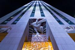 Rockefeller Centre, NYC, NY