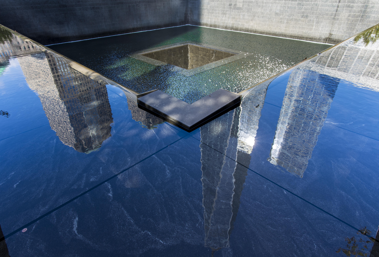Ground Zero Memorial, NYC, NY