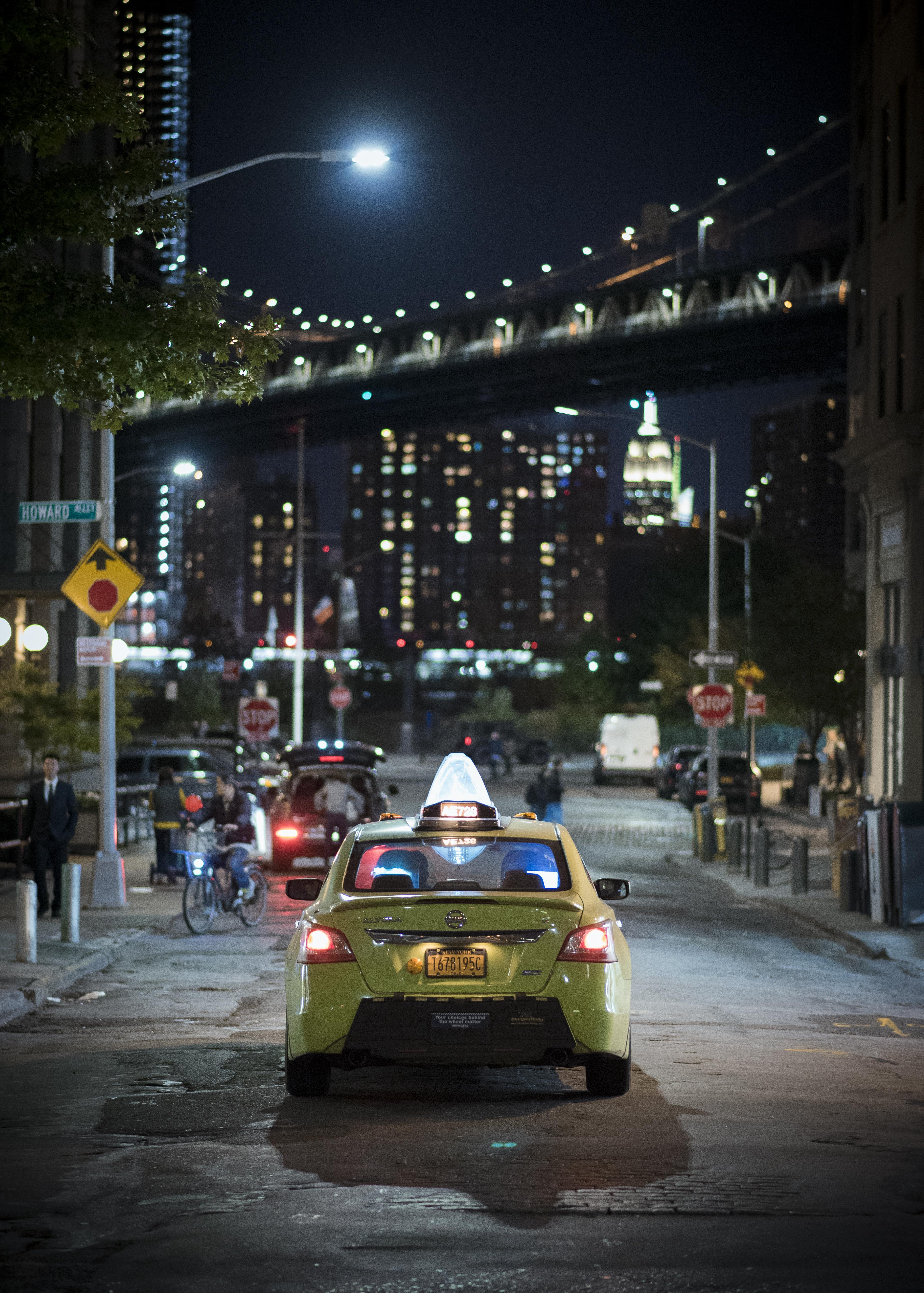 Manhattan Bridge, NYC, NY