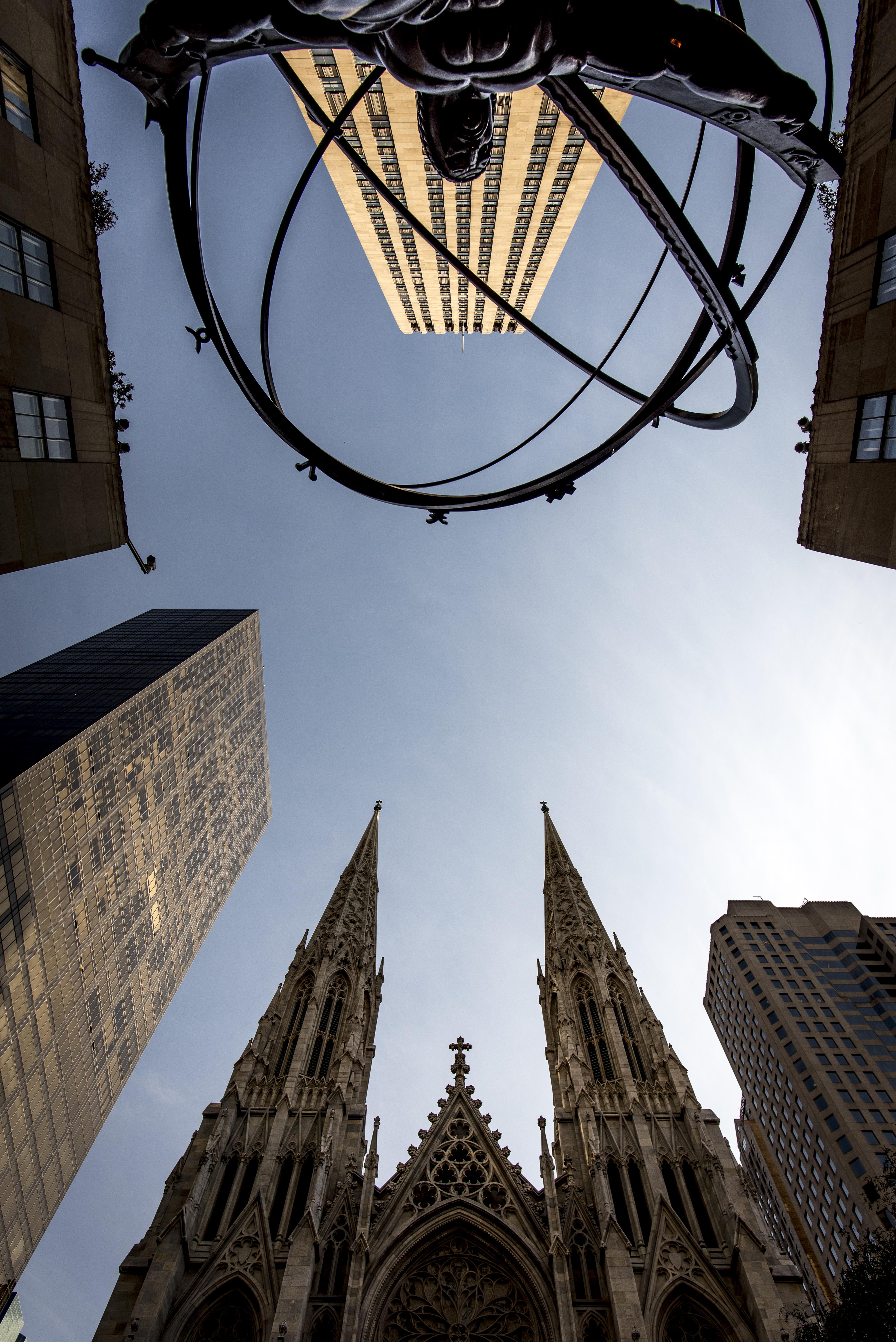 """""""American Gods"""" - NYC, NY"""