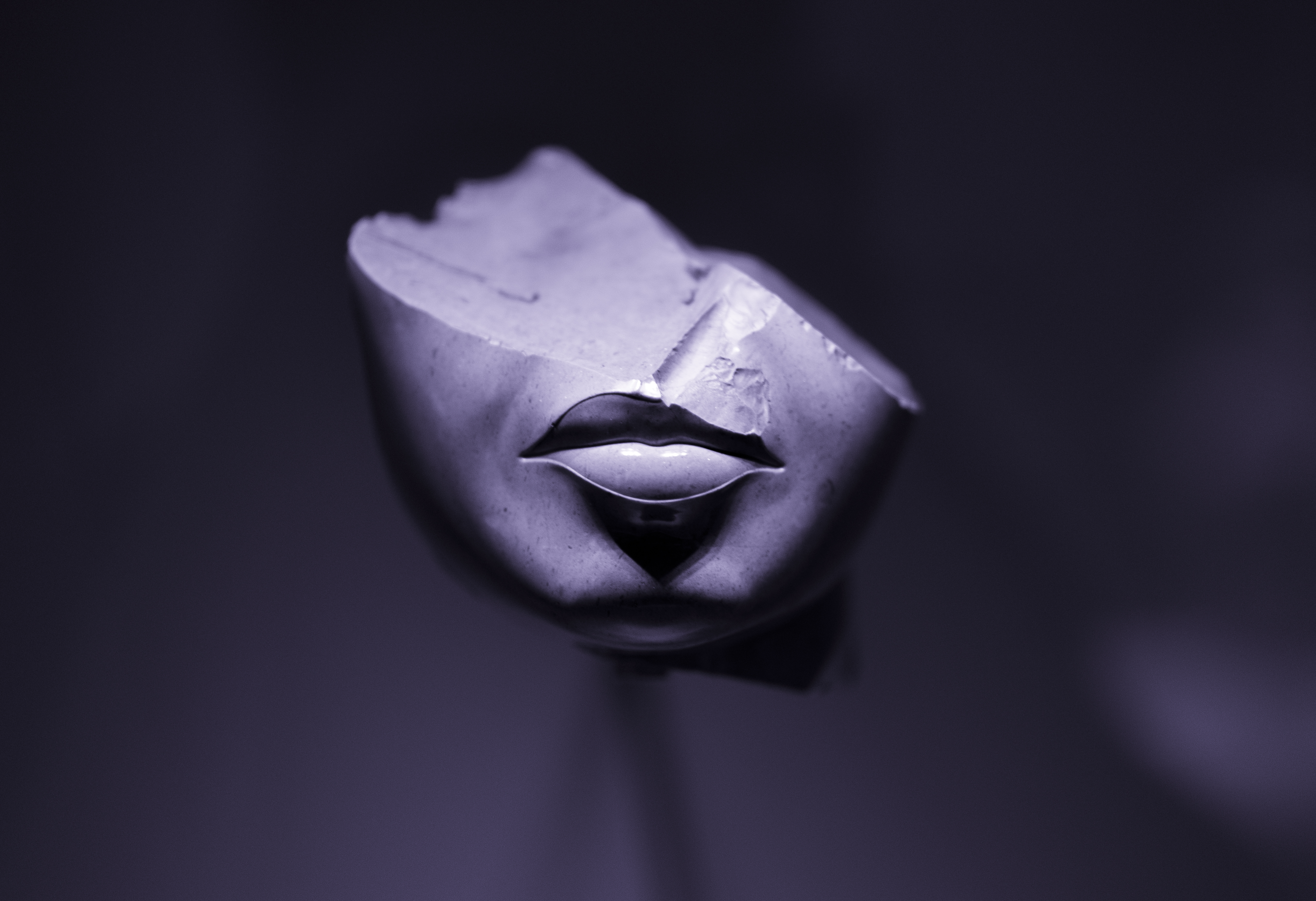 """""""Fragments of a Queen's Face"""""""