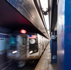 Brooklyn High St Station, NYC, NY