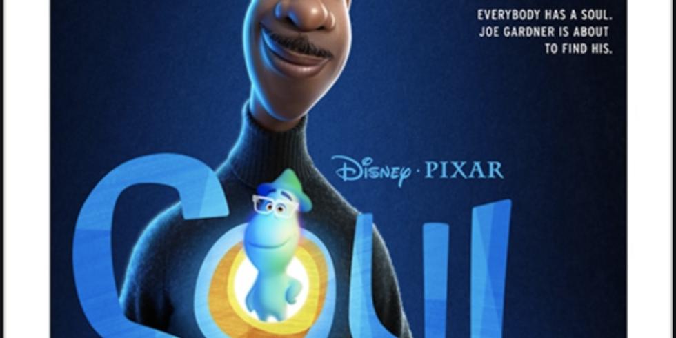 """MOVIE NIGHT:  Disney/Pixar's """"Soul"""""""