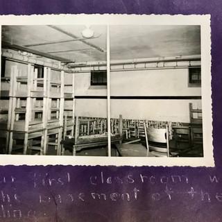 BASEMENT CLASSROOM 1940's.jpg