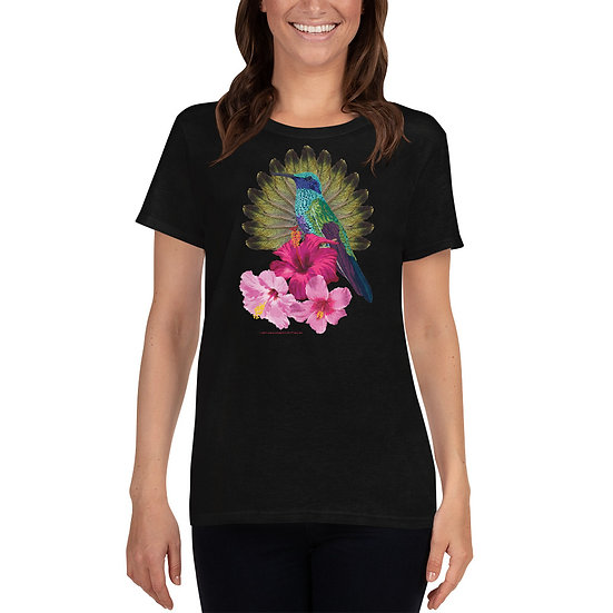 Hummingbird Women's short sleeve t-shirt