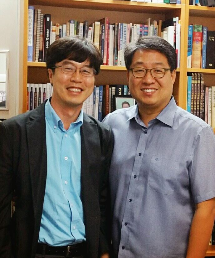 Rev. Song@선한청지기
