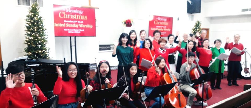 2019 Christmas Choir