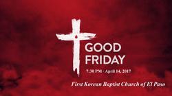 Good Friday Night Service
