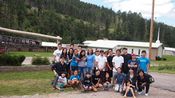 2015 Youth Summer Camp Sivells Baptist Center (Cloudcroft, NM)