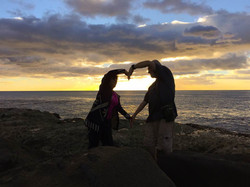 Happy New Year in Hawaii