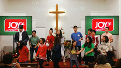 Christmas Youth