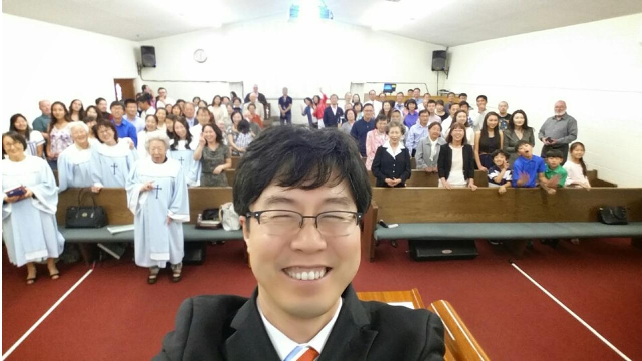 2015 Self Camera at the Chapel