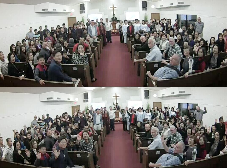 2016 Thanksgiving Sunday Worship