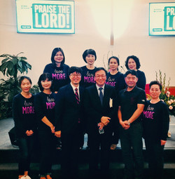 Dr. Sung Kun Park & Praise Team