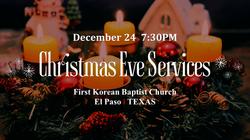 2019 Christmas Eve