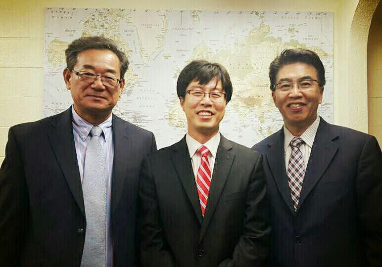 40주년 부흥회 강사 박인화 목사 (뉴송교회)