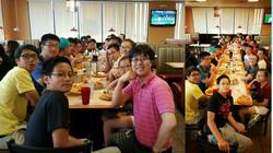 2015 FIRST & CENTRAL Fellowship Dinner