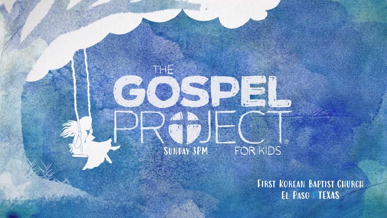 The Gospel Project Kids