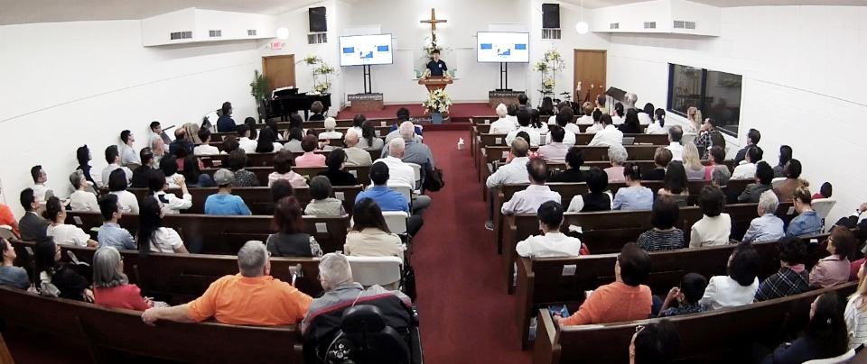 Easter Message Rev. Mark Choi