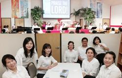 Praise Team for United Korean Worship