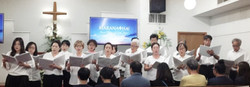Resurrection Suday Choir