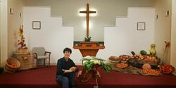 Thanksgiving Pulpit