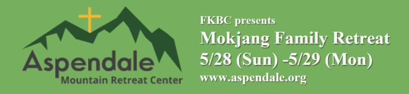 Mokjang Family Retreat at Aspendale