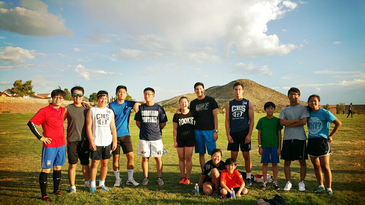 First Youth Soccer Team