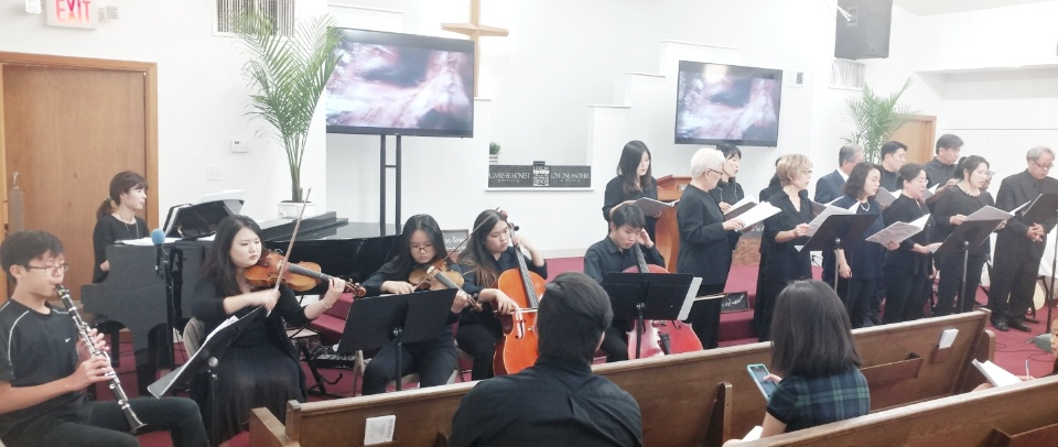 Good Friday Night  Choir