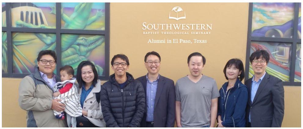 SWBTS Alumni in El Paso, Texas