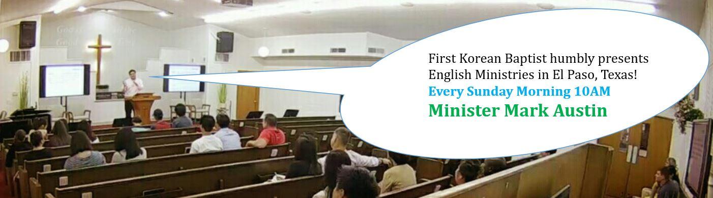 English Ministries