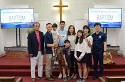 The Baek Family