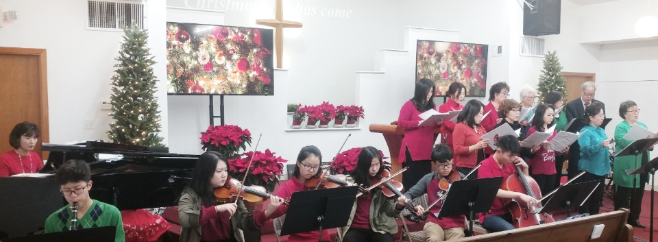 2019 Christmas Choir and Orchestra