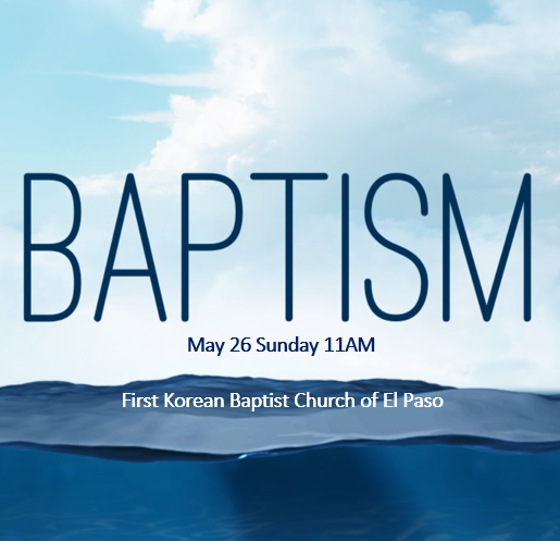 2019 Baptism