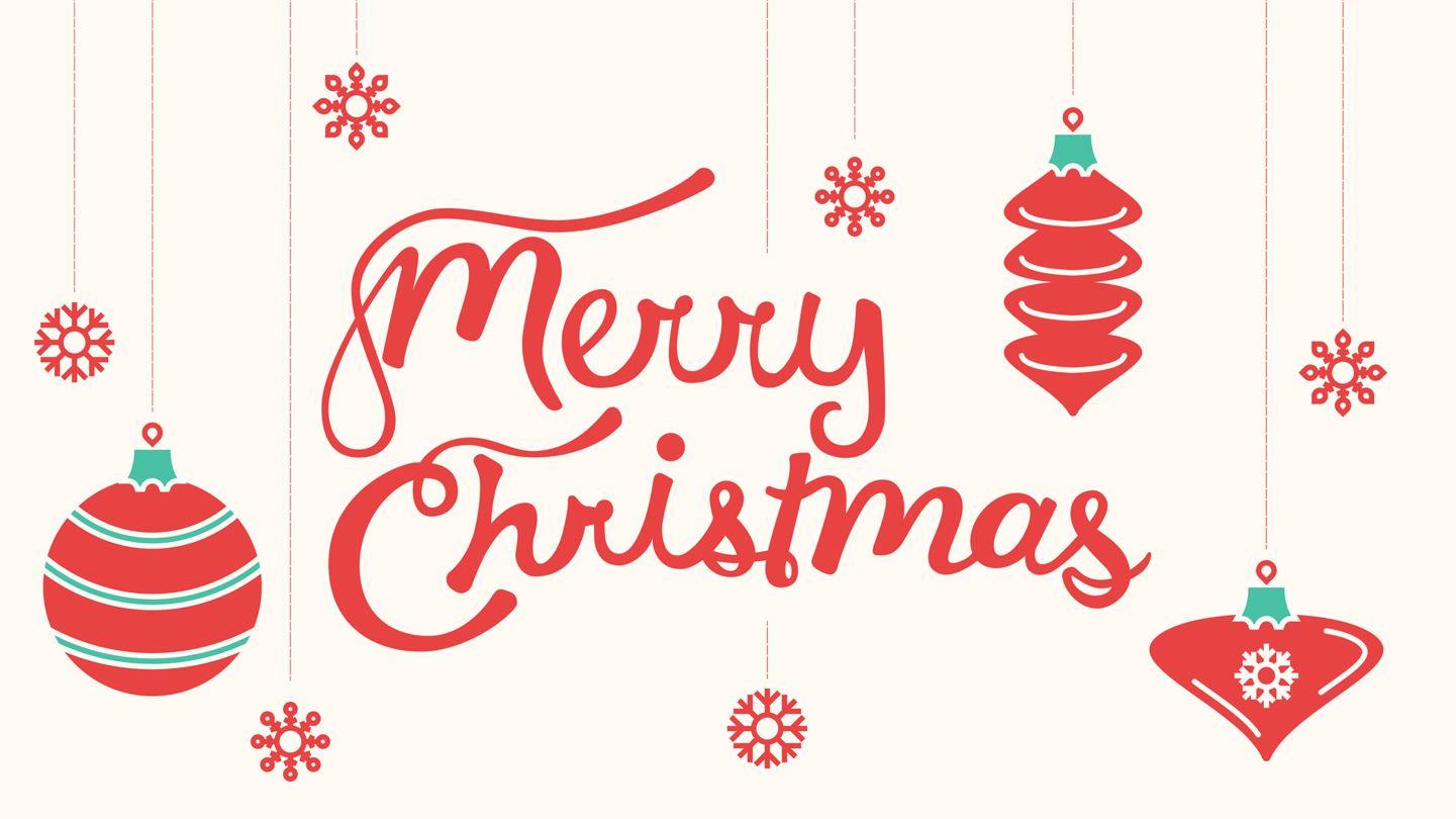 2018 Merry Christmas