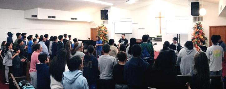 Lock-In Worship
