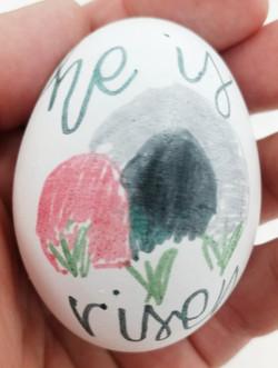 Easter Egg by Sarah Chong