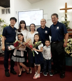 The Kim Family