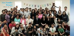 2017 New Families Banquet