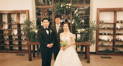 Jin Namgoong & Diane Lee Wedding Service