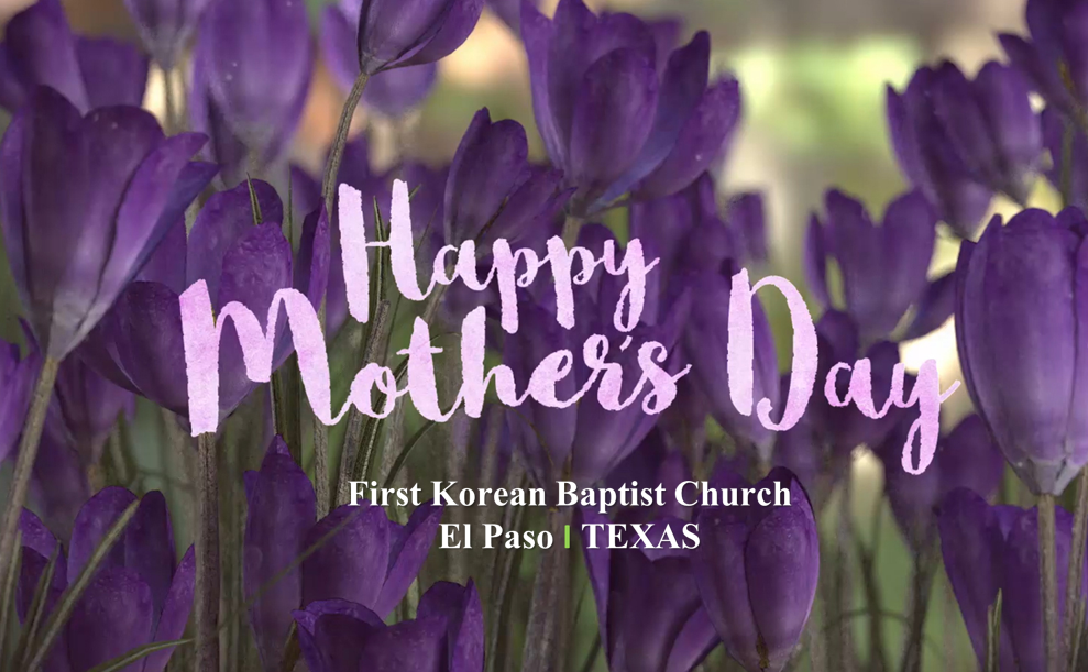 2019 Happy Mother's Day