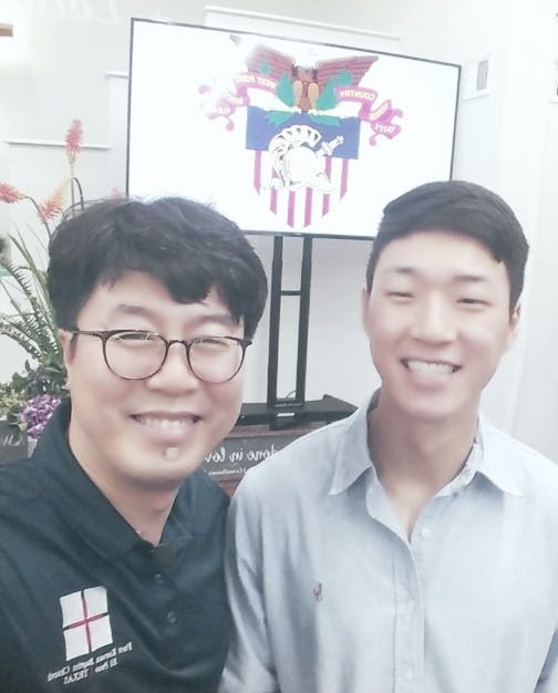 Congraulations! West Point Peter Han