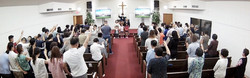 SEND Southwestern Baptist  Seminary The Kim Family